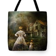 Memories Tote Bag by Mary Hood