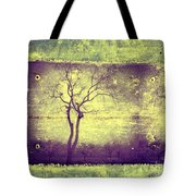 Memories Like Trees Tote Bag