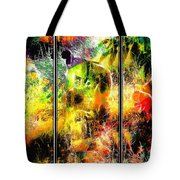 Memories Of Cats Past And Present Tote Bag
