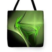 Memories Of Green Tote Bag