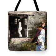 Memories Of Home Tote Bag