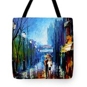 Memories Of Paris Tote Bag
