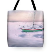 Memories Of Seasons Past - Prisoner Of Ice Tote Bag