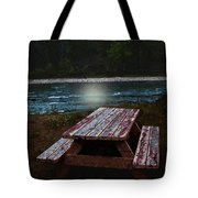 Memories Of Summers Past Tote Bag