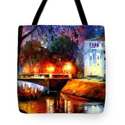 Memories Of The First Love Tote Bag