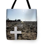 Memories On The Beach Tote Bag