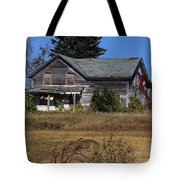 Memories Under The Vines 2 Color Tote Bag