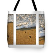 Memories Washed Away Tote Bag