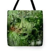 Memory In The Rain Tote Bag by Darren Cannell