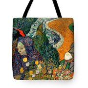 Memory Of The Garden At Etten Tote Bag
