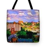 Memphis Church Tote Bag