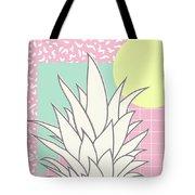 Memphis Pineapple Top Tote Bag