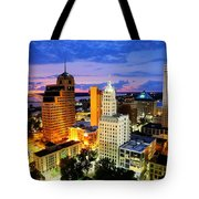 Memphis, Tennessee Tote Bag
