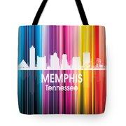 Memphis Tn 2 Squared Tote Bag