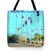 Memphis Today Tote Bag