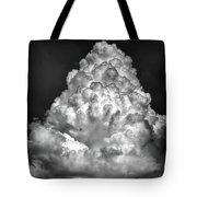Menacing Cloud Tote Bag