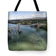 Menai Bridge 2 Tote Bag