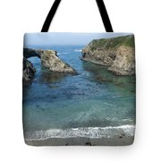 Mendicino County Viewpoint Tote Bag