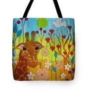 Mending Love Tote Bag