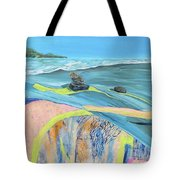 mendocino coast II Tote Bag