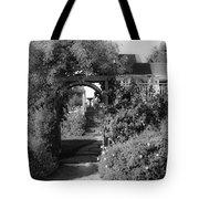 Mendocino Gate Bw Tote Bag