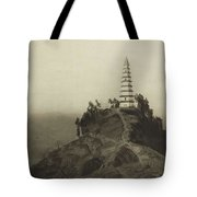 Mennie, Donald The Grandeur Of The Gorges. Fifty Photographic Studies... Of China's Great Waterway,  Tote Bag