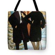 Mens Fashion, 1919 Tote Bag