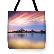 Mental Attitude Tote Bag