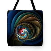 Mental Squirrel Cage Tote Bag