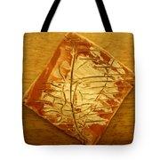Mention - Tile Tote Bag