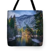Merced Reflection Tote Bag