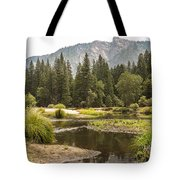 Merced River Yosemite Valley Yosemite National Park Tote Bag