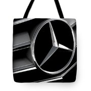 Mercedes Badge Tote Bag
