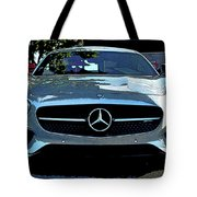 Mercedes-benz Amg Gt S Tote Bag