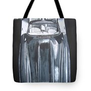 Mercedes Benz Gullwing Tote Bag