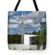 Mercedes - Benz Plant Tote Bag