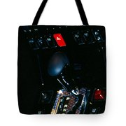 Mercedes Benz Roadster Console Tote Bag