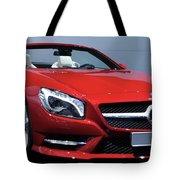 Mercedes Benz Sl Tote Bag