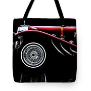 Mercedes Benz Ssk  Tote Bag