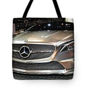 Mercedes Benz Style Coupe Concept Number 1 Tote Bag