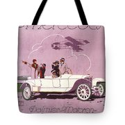 Mercedes Daimler C. 1910 Tote Bag