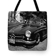 Mercedes Gull Wing Coupe Tote Bag