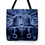 Mercedes Roadster Tote Bag