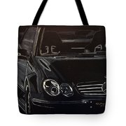 Mercedes Sl  Tote Bag