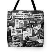 Merchandise George Mcgovern For President Democratic Nat'l Convention Miami Beach Florida  Tote Bag