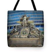 Mercury At Grand Central Terminal Tote Bag