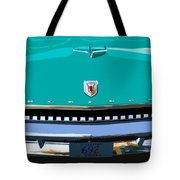 Mercury In Green Tote Bag
