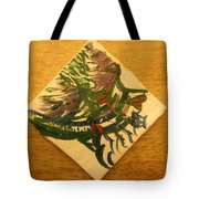 Mercy - Tile Tote Bag