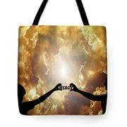Mercy - Digital Art Tote Bag