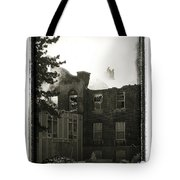 Mercy Hospital Tote Bag